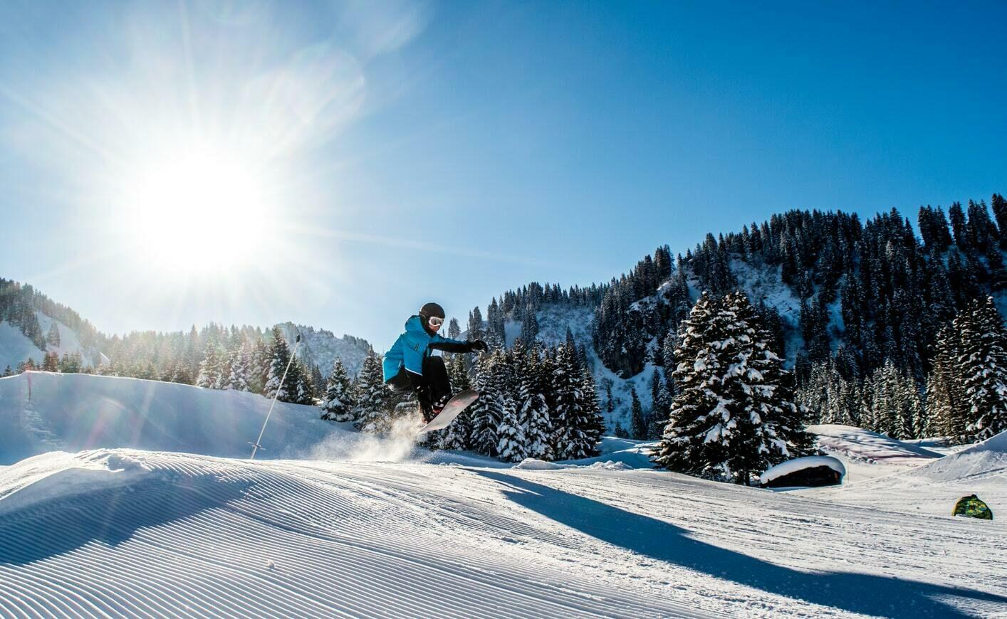 Snowpark Châtel