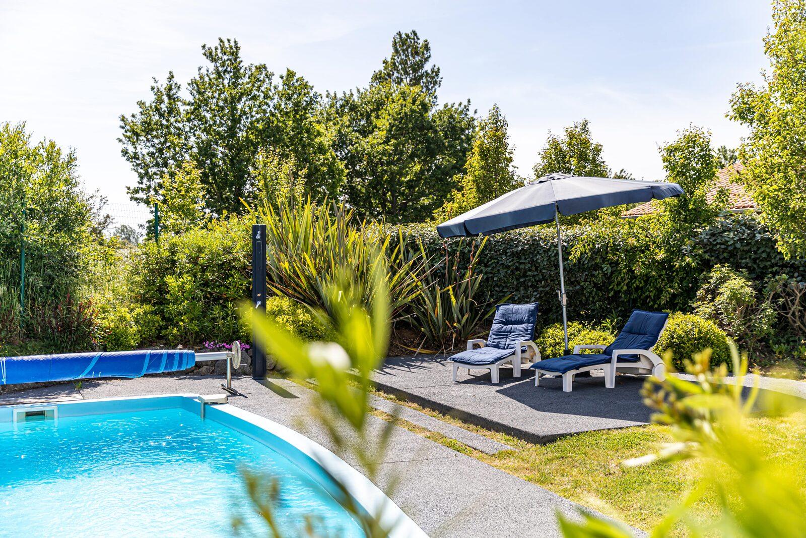 offre évasion - maison individuelle avec piscine privée