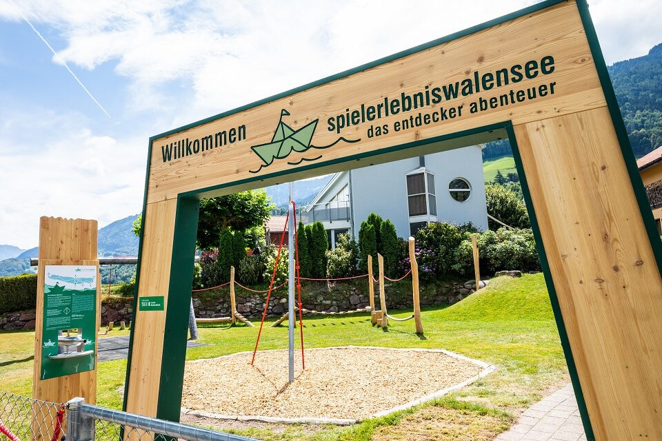 Walensee gaming experience
