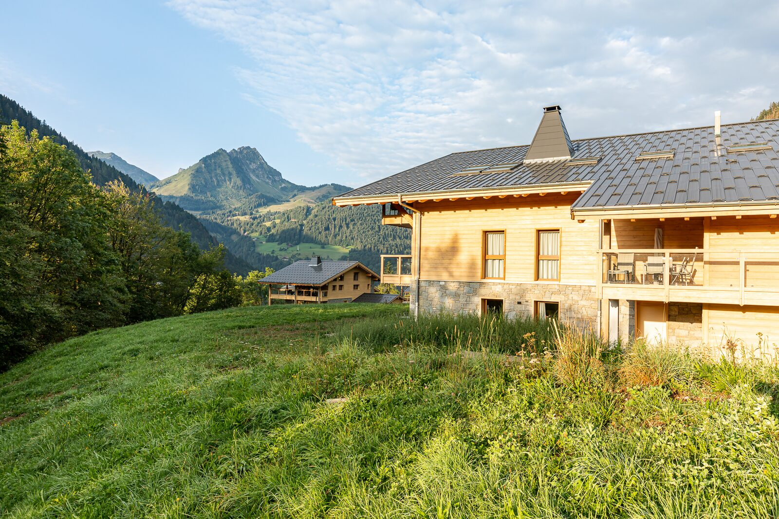 Oasis Abondance | Mountain Wellness Resort