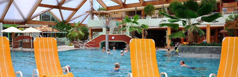 Subtropisch binnenzwembad Bahia