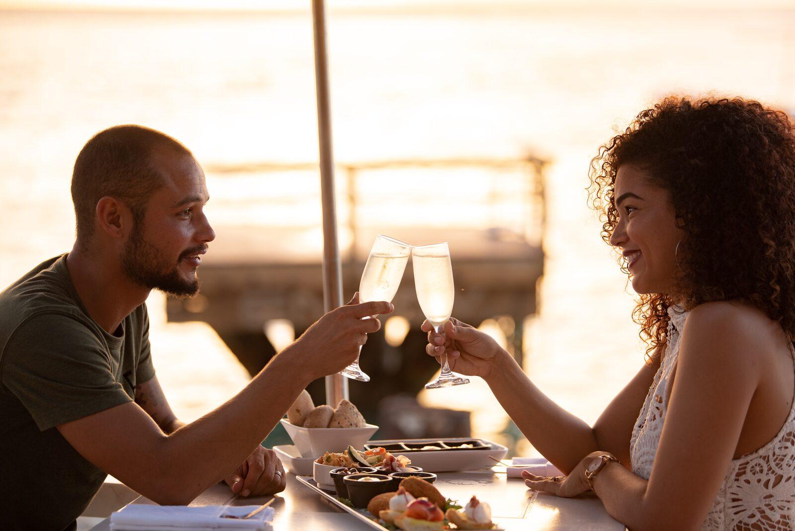 Vakantie met partner