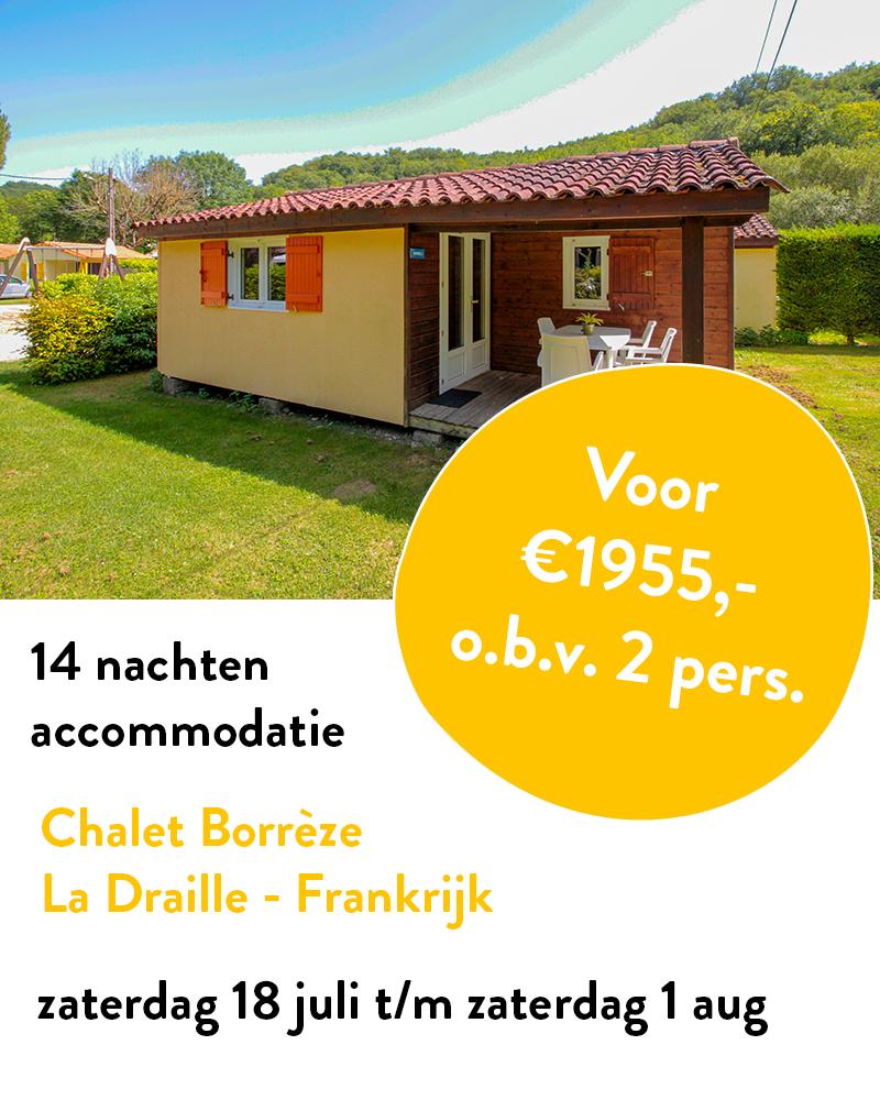 Borreze La Draille - Frankrijk