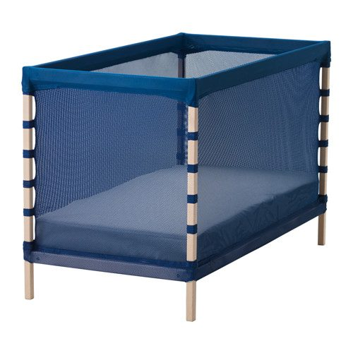 Ardennen Babybed verhuur | Camping Spa d'Or