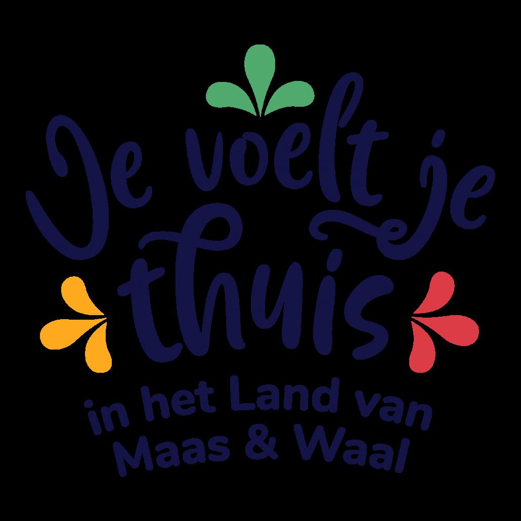 Logo Land van Maas en Waal